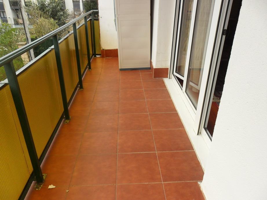 Piso reformado con terraza