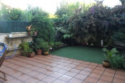 Adosados 200 m jardín