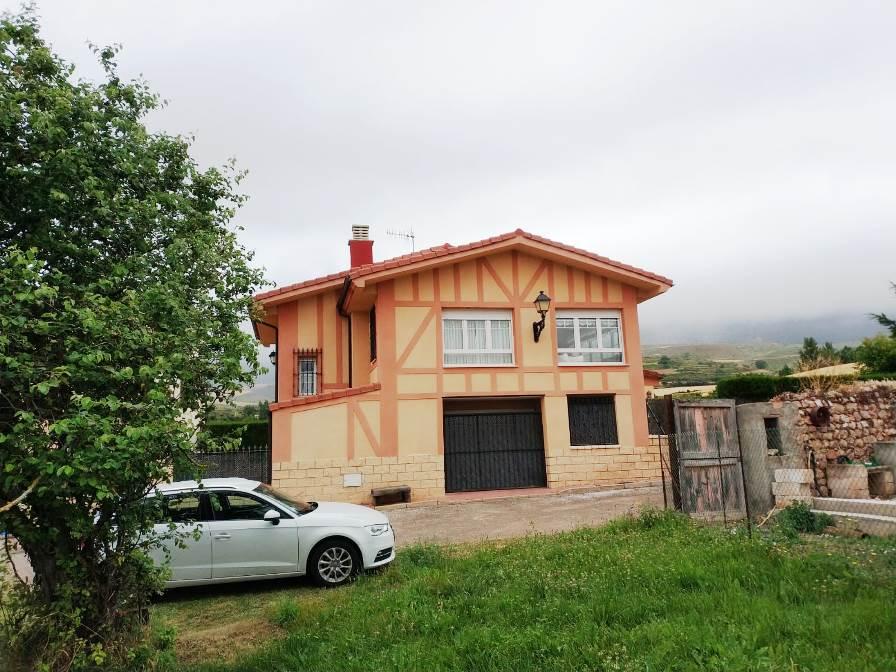 Casa individual en  Quintanilla de Cabesoto (Burgos)
